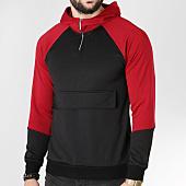 /achat-sweats-capuche/terance-kole-sweat-capuche-13182-noir-rouge-163656.html