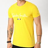 /achat-t-shirts/teddy-smith-tee-shirt-teven-jaune-163863.html