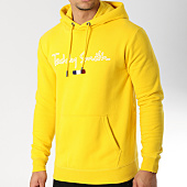 /achat-sweats-capuche/teddy-smith-sweat-capuche-seven-jaune-163868.html