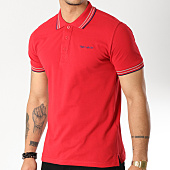 /achat-polos-manches-courtes/teddy-smith-polo-manches-courtes-pasian-rouge-163871.html