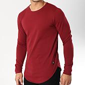 /achat-sweats-col-rond-crewneck/uniplay-sweat-crewneck-oversize-t561-bordeaux-163918.html