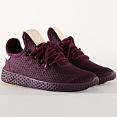 /achat-baskets-basses/adidas-baskets-femme-tennis-hu-pharrell-williams-b41892-164029.html
