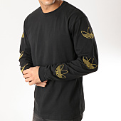 /achat-t-shirts-manches-longues/adidas-tee-shirt-manches-longues-trefoil-dv3152-noir-164070.html