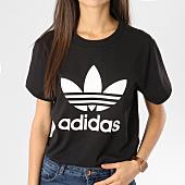 /achat-t-shirts/adidas-tee-shirt-femme-boyfriend-dx2323-noir-blanc-164077.html