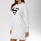/achat-robes/superman-robe-logo-gris-clair-163977.html