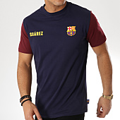 /achat-t-shirts/fc-barcelona-tee-shirt-player-suarez-bleu-marine-bordeaux-164013.html