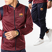 /achat-ensembles-survetement/fc-barcelona-ensemble-de-survetement-b18013-bordeaux-bleu-marine-164020.html
