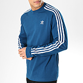 /achat-t-shirts-manches-longues/adidas-tee-shirt-manches-longues-3-stripes-dv1559-bleu-marine-164217.html