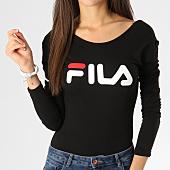 /achat-t-shirts-manches-longues/fila-body-manches-longues-femme-yulia-687092-noir-164130.html