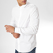 /achat-chemises-manches-longues/petrol-industries-chemise-manches-longues-sil001-blanc-164165.html