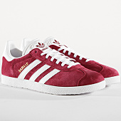/achat-baskets-basses/adidas-baskets-gazelle-b41645-collegiate-burgundy-footwear-white-164310.html