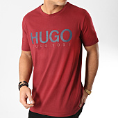 /achat-t-shirts/hugo-by-hugo-boss-tee-shirt-dolive-50406203-bordeaux-164301.html
