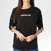 /achat-sweats-col-rond-crewneck/adidas-sweat-crewneck-femme-coeeze-du7193-noir-164438.html
