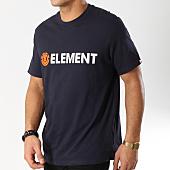 /achat-t-shirts/element-tee-shirt-blazin-bleu-marine-164427.html