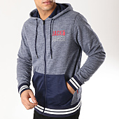 /achat-sweats-zippes-capuche/jack-and-jones-sweat-zippe-capuche-armano-bleu-marine-bleu-chine-164372.html