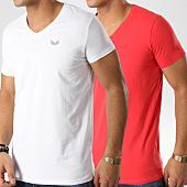 /achat-t-shirts/kaporal-lot-de-2-tee-shirts-gift-rouge-blanc-164503.html