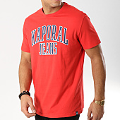 /achat-t-shirts/kaporal-tee-shirt-parc-rouge-164518.html