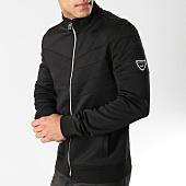 /achat-vestes/kaporal-veste-zippee-remo-noir-164520.html