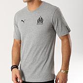 /achat-t-shirts/puma-tee-shirt-om-fan-slogan-gris-chine-164538.html