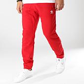/achat-pantalons-joggings/adidas-pantalon-jogging-trefoil-dx3618-rouge-164571.html