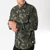 /achat-chemises-manches-longues/blend-chemise-manches-longues-20707401-vert-kaki-camouflage-164575.html