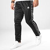 /achat-pantalons-joggings/kappa-pantalon-jogging-a-bandes-authentic-hector-303w920-noir-164671.html
