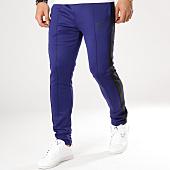/achat-pantalons-joggings/sixth-june-pantalon-jogging-a-bandes-m3684cpa-bleu-marine-noir-164632.html