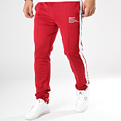 /achat-pantalons-joggings/sixth-june-pantalon-jogging-a-bandes-m3684cpa-bordeaux-blanc-164628.html