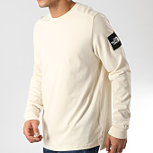 /achat-t-shirts-manches-longues/the-north-face-tee-shirt-manches-longues-fine-2-ecru-164614.html