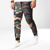 /achat-pantalons-joggings/frilivin-pantalon-jogging-avec-bandes-1530-vert-kaki-camouflage-164749.html