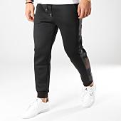 /achat-pantalons-joggings/frilivin-pantalon-jogging-avec-bandes-1530-a-noir-camouflage-164753.html