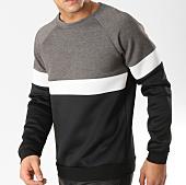 /achat-sweats-col-rond-crewneck/frilivin-sweat-crewneck-6031-noir-blanc-gris-chine-164774.html