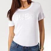 /achat-t-shirts/guess-tee-shirt-femme-w91i45k7ws0-blanc-164800.html