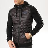 /achat-vestes/charo-veste-zippee-capuche-wy4246-noir-164851.html