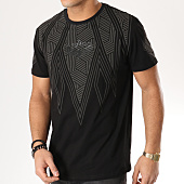 /achat-t-shirts/charo-tee-shirt-tribal-noir-164872.html