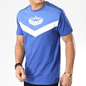 /achat-t-shirts/charo-tee-shirt-hall-of-fame-wy4249-bleu-roi-bleu-clair-164909.html