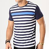 /achat-t-shirts/esprit-tee-shirt-019ee2k001-blanc-bleu-marine-164994.html