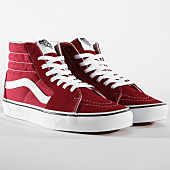 /achat-baskets-montantes/vans-baskets-sk8-hi-a38gevg41-rumba-red-true-white-165164.html
