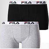 /achat-boxers/fila-lot-de-2-boxers-fu5016-gris-chine-noir-165226.html