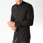 /achat-chemises-manches-longues/antony-morato-chemise-manches-longues-rock-and-co-noir-165292.html