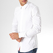 /achat-chemises-manches-longues/antony-morato-chemise-manches-longues-rock-and-co-blanc-165293.html