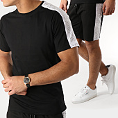 /achat-ensembles-survetement/berry-denim-ensemble-short-tee-shirt-bandes-brodees-jb18076-noir-argente-165255.html