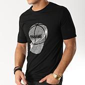 /achat-t-shirts/berry-denim-tee-shirt-jb18077-noir-argente-165267.html