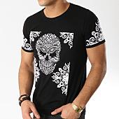 /achat-t-shirts/berry-denim-tee-shirt-bandana-tsjb004-2-noir-blanc-165274.html