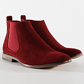 /achat-chelsea-boots/classic-series-chelsea-boots-gh3026-burgundy-165298.html