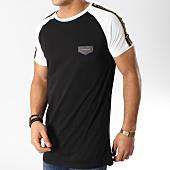 /achat-t-shirts-longs-oversize/gianni-kavanagh-tee-shirt-oversize-avec-bandes-gkg000940-noir-blanc-165238.html