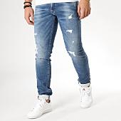 /achat-jeans/le-temps-des-cerises-jean-slim-711-bleu-denim-165310.html