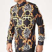 /achat-chemises-manches-longues/classic-series-chemise-manches-longues-3374-noir-renaissance-165364.html