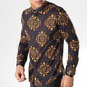 /achat-chemises-manches-longues/classic-series-chemise-manches-longues-3378-noir-renaissance-165367.html