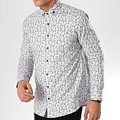/achat-chemises-manches-longues/classic-series-chemise-manches-longues-3366-blanc-noir-floral-165376.html